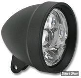 5 3/4 - PHARE LED - INTENSE - A LED USINE - NOIR