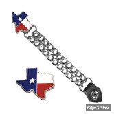 CHAINE EXTENSION GILET - TEXAS STATE FLAG