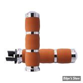 TEE-SHIRT MANCHES 3/4 - BILTWELL - BASIC 3/4 SLEEVE SHIRT - COULEUR : NOIR/BLANC - TAILLE 2 / S