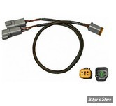 - POWERVISION DYNOJET : CABLE DE REMPLACEMENT 4 broches - CABLE Y-ADAPTER J1850 - 76950388
