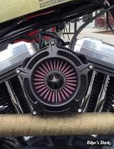 - FILTRE A AIR - RSD ROLAND SANDS DESIGN - SPT 91UP - TURBINE - NOIR / BLACK OPS