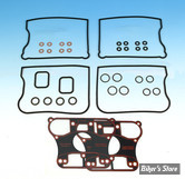 A / KIT JOINTS DE CULBUTEURS - BIGTWIN 84/91 - Genuine James Gaskets - Joints de culbuteurs Metal / Caoutchouc