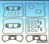 A / KIT JOINTS DE CULBUTEURS - BIGTWIN 84/91 - GENUINE JAMES GASKETS - JOINTS DE CULBUTEURS PAPIER / LIEGE