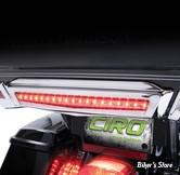 FEUX DE TOUR PACK - CIRO - CENTER BRAKE LIGHT FOR TOUR-PAK® - TOURING 14UP - CHROME