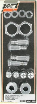 ECLATE N - PIÈCE N° 39 - Kit de réparation de basculeurs pour Springer - FXSTS 88/06 - Chrome - Colony