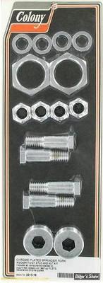 ECLATE 2 - Kit de réparation de basculeurs pour Springer - FLSTS 97/07 - Chrome - Colony
