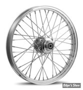 ROUE AVANT 60 RAYONS - SOFTAIL FXSTS 00/06 - 21 X 2.15