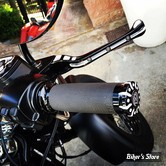 ECLATE L - PIECE N° 06 / 08 - KIT LEVIERS SPORTSTER 14UP - ROLAND SANDS RSD - AVENGER - CONTRAST CUT