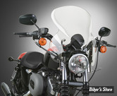PARE BRISE NATIONAL CYCLE - STINGER - DETACHABLE - SPORTSTER / DYNA 95/05 - CLAIR 25% - N21610
