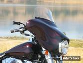 """PARE BRISE - WINDVEST MOTORCYCLE PRODUCTS - FLHT96UP - HAUTEUR : 8"""" - COULEUR : TRANSPARENT"""