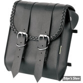 SAC DE SISSY WILLIE & MAX - SISSY BAR BAG - BRAIDED