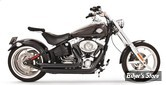ECHAPPEMENT FREEDOM PERFORMANCE - AMENDEMENT - 2 EN 2 - SOFTAIL 86/17 - NOIR