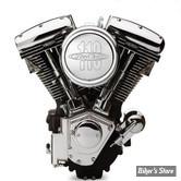 110 - Moteur complet Revtech 110 - Euro 3 - noir wrinkle