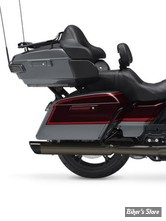 SILENCIEUX - SUPERTRAPP - TOURING 18UP CVO / MILWAUKEE-EIGHT® - STOUT SLIP-ONS - FINITION : NOIR  - 140-68228