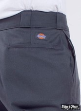 PANTALON - DICKIES - TRADITIONAL WORK PANT - 874 O-DOG - COULEUR : CHARCOAL - TAILLE US 36/34