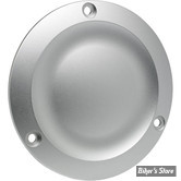 ECLATE I - PIECE N° 25 - COUVERCLE D EMBRAYAGE - BIG TWIN 70/99 - BILTWELL - DISHED - ARGENT