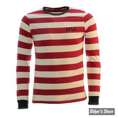 "AUTOCOLLANT / DECAL - LETHAL THREAT - LT CHOPPER GIRL DECAL - TAILLE : 12"" X 12"" ( 30.48 CM X 30.48 CM )"