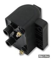 BOBINE - 31609-80 - MOTOR FACTORY - 30.000 VOLTS / 0.4 OHM - COMPACT AVEC CACHE PLASTIQUE NOIR