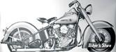 "POSTER - AFFICHE - MOTO - PAHNEAD HYDRAGLIDE 1950 - DIMENSION : 74.80"" X 35.43"" (190 CM X 90 CM)"