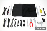 """KIT D'OUTILLAGE - RIDER TOOL KIT - HD ANCIENNES : 61""""/74"""" OHV 36/57"""