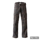PANTALON - JOHN DOE - CARGO PANTS WITH KEVLAR LINING - COULEUR : CAMOUFLAGE - TAILLE US 28/32
