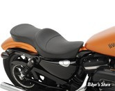 SELLE DRAG SPECIALTIES - DOUBLE BUCKET 2UP LOW PROFILE - SPORTSTER 04UP - LISSE