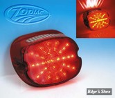 FEU AR - HD 99UP - A LED - TYPE LAYDOWN - LOW-PRO - LED - RAYONS - LENTILLE ROUGE