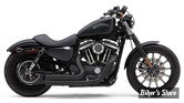 ECHAPPEMENT COBRA - SPEEDSTER SHORT 909 - SPORTSTER 07/13 - BLACK