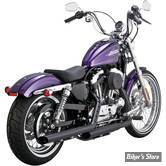 "SILENCIEUX DRAG SPECIALTIES - PYTHON - 2 1/2"" - SPORTSTER 2014UP - NOIR"