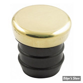 ECLATE A - PIECE N° 42 - BOUCHON D'HUILE - PAUGHCO - SOLID BRASS - LISSE - LAITON