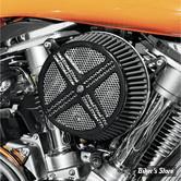 "FILTRE A AIR - BARON CUSTOM ACCESSORIES - BIG AIR KIT ""XXX"" - HONDA VT 1300 CX FURY / STATELINE / SABRE / INTERSTATE 10UP - NOIR"