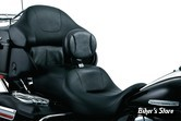 DOSSIER CONDUCTEUR KURYAKYN - Plug-In Driver Backrest for Touring - 1670