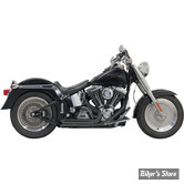 ECHAPPEMENT BASSANI - New PRO-STREET - SOFTAIL 00/17 - TURN OUT / Noir