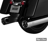 SILENCIEUX - VANCE & HINES - OVERSIZED 450 SLIP-ONS - TOURING 17UP MILWAUKEE-EIGHT® - CHROME - 16650