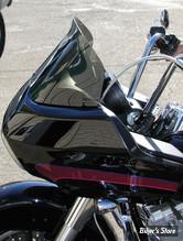 """PARE BRISE - WINDVEST MOTORCYCLE PRODUCTS - FLTR 98/13 - HAUTEUR :12"""" - COULEUR : Fumé Sombre"""