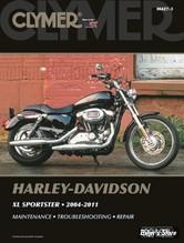 MANUEL CLYMER - SPORTSTER 04/13 - M427
