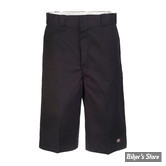 "SHORT - DICKIES - 13"" - MULTI POCKET WORK SHORTS - COULEUR : BLACK - TAILLE 31"