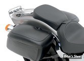 SELLE DRAG SPECIALTIES - SOLO SEAT - SOFTAIL 84/99 - SMOOTH : POUF LARGE SMOOTH