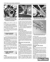 JAUGE DE NIVEAU D'ESSENCE A LED - ROLAND SANDS DESIGN RSD - TRACKER - NOIR / CONTRAST CUT