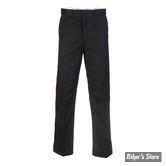 PANTALON - DICKIES - 874 - ORIGINAL WORK PANTS - COULEUR : BLACK - TAILLE 30/32
