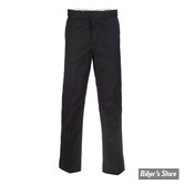 PANTALON - DICKIES - 874 - ORIGINAL WORK PANTS - COULEUR : BLACK - TAILLE 32/32