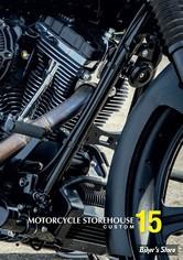 Catalogue MOTORCYCLE STOREHOUSE ou MCS Volume 15 (HARLEY)