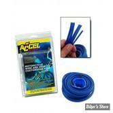 Gaine de Faisceau & Cable - Accel - Couleur : Bleu
