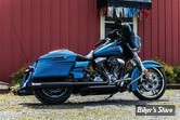 COLLECTEUR TOURING 09/16 - CRUSHER / KURYAKYN - TRUE DUAL HEADPIPES - NOIR - 543