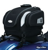 - SAC DE SELLE ET/OU DE SISSY BAR -  KURYAKYN - XKursion® XTR1.5 Seat/Rack Bag - 24 litres - 5275