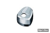 COUVRE CONTACTEUR DE TOURING - KURYAKYN- TOURING 07/13 - BAHN™ IGNITION SWITCH COVER CHROME - 7346