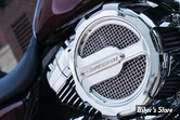 - FILTRE A AIR - KURYAKYN / CRUSHER - Crusher® Maverick Air Cleaner - SOFTAIL 99/15 / DYNA 99/17 / TOURING 99/07 - CHROME - 9889