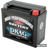 BATTERIE - 65989-97 - DRAG SPECIALTIES - HIGH PERFORMANCE - AGM / GEL
