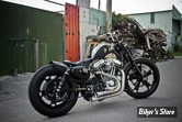 GARDE BOUE ARRIERE - SPORTSTER 04UP - ROUGH CRAFTS - BOBBED