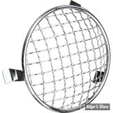 5 3/4 - GRILLE DE PHARE - BATES - BAJA® - CHROME